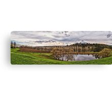 Tarrawarra Estate Canvas Print