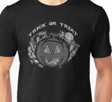 Trick or Treat TV Unisex T-Shirt