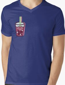 Cutie Drink Mens V-Neck T-Shirt