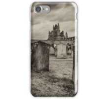 Whitby Abbey  iPhone Case/Skin