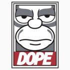 Dope - The Simpsons by cvx-official