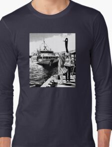 Punpun - By the Sea Long Sleeve T-Shirt