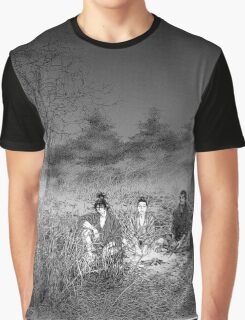 Vagabond - by the fire Graphic T-Shirt