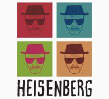 Heisenberg PopArt by Nxolab
