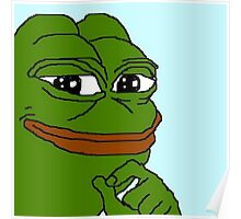 PEPE THE FROG Poster