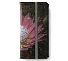 Protea iPhone Wallet/Case/Skin