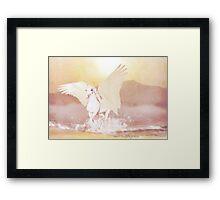 Pegasus'... Framed Print