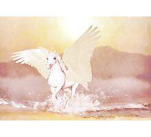 Pegasus'... Photographic Print