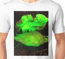 Ghost Mushroom (omphalotus nidiformis) Unisex T-Shirt