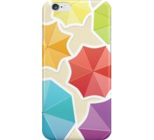 Umbrella Show iPhone Case/Skin