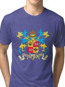 tintin sildavia Tri-blend T-Shirt