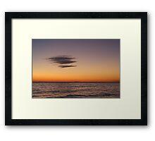 Traveller Framed Print