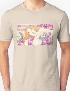 Ribbons Undone Unisex T-Shirt