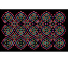Pixel puke No. 1 Photographic Print