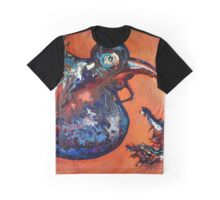 Fright or Flight Graphic T-Shirt