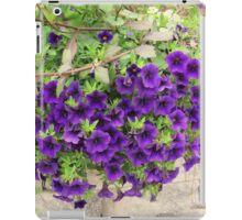 Always pleasant purple iPad Case/Skin