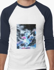 Space Dance  Men's Baseball ¾ T-Shirt