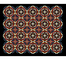 Pixel Puke No. 2 Photographic Print