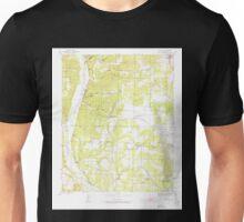 USGS TOPO Map Arkansas AR Bethesda 257987 1942 24000 Unisex T-Shirt