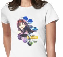 Sword Art Online - Yuuki Womens Fitted T-Shirt