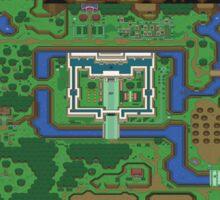 Legend of Zelda - Light World Sticker