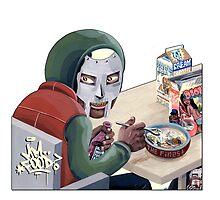 MF DOOM - MM... Food by martdude