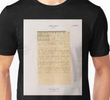 0244 Dynastie V Pyramiden von Saqara Saqqârah Grab 17 Grabkammer No3 im K Museum zu Berlin Unisex T-Shirt