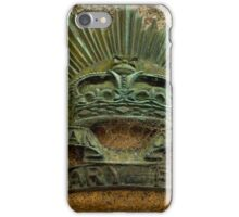 Australian Commonwealth Military Forces Badge - Marong, Victoria iPhone Case/Skin