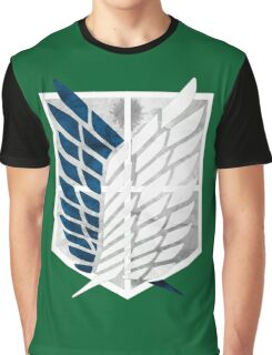 Survey Corps Graphic T-Shirt
