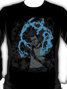 inFAMOUS2 Cole Ink  T-Shirt