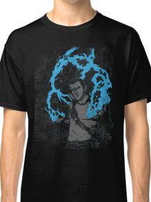 inFAMOUS2 Cole Ink  Classic T-Shirt