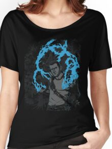 inFAMOUS2 Cole Ink  Women's Relaxed Fit T-Shirt