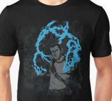 inFAMOUS2 Cole Ink  Unisex T-Shirt