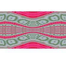 Wavy Design - Abstract Photographic Print