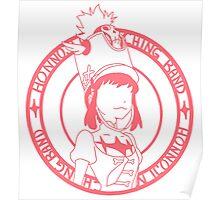 Honnōji Marching Band Poster