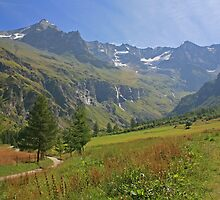 Vanoise National Park by RedHillDigital