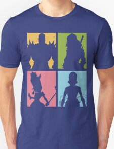 Honnōji Academy Elite Four Unisex T-Shirt