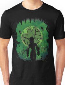 Earthquake's Queen. Unisex T-Shirt