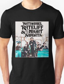 NATHANIEL RATELIFF AND THE NIGHT SWEATS Unisex T-Shirt