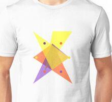 Abstract Hexagon Unisex T-Shirt