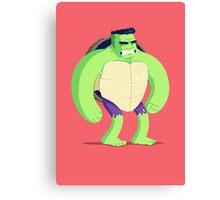 Heroes in a Half Shell: HULK Canvas Print