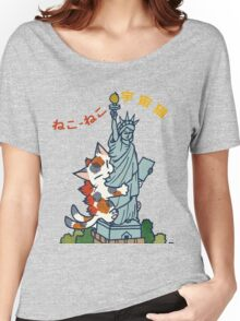 catzilla liberty Women's Relaxed Fit T-Shirt