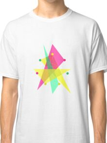 Abstract Heptagon Classic T-Shirt