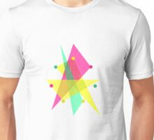 Abstract Heptagon Unisex T-Shirt