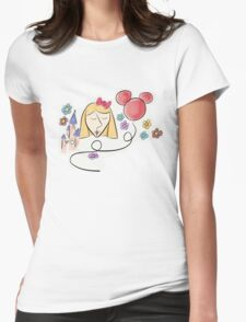 Disney fan girl ! T-Shirt