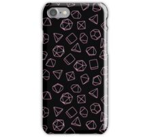 The Dice Giveth, The Dice Taketh Away... iPhone Case/Skin