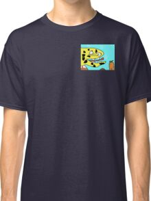 Spongebob in the sea Classic T-Shirt