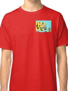 Spongebob in the sea Classic T-Shirt