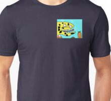 Spongebob in the sea Unisex T-Shirt