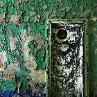 The Spyhole by Angelika  Vogel